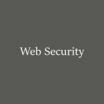 Web Security