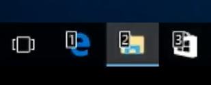 タスクバー上のアプリケーションアイコンに数字を表示してくれる